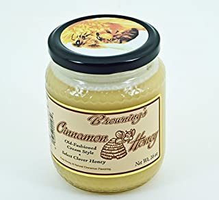 product image for Browning's Old-Fashioned Cream Style Cinnamon Honey, Natural Gluten Free