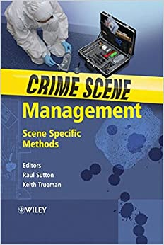 Book Crime Scene Management: Scene Specific Methods