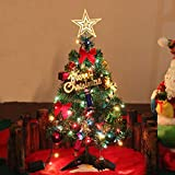 2016 Christmas Tree!Elevin(TM)Hot Sale Artificial Christmas Pine Tree LED Multicolor Lights Xmas Holiday Party Wall Window Decorations Gifts Set (Multicolor)