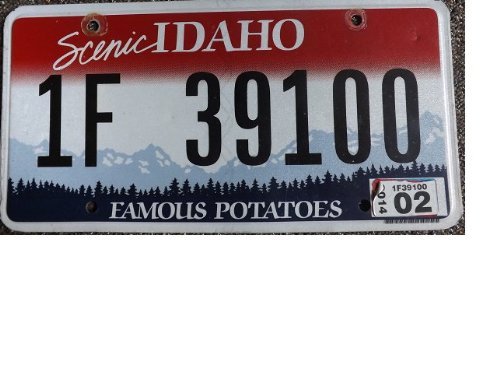 Idaho Famous Potatoes