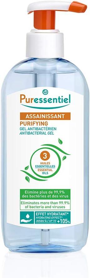 Amazon Com Puressentiel Purif Gel 250ml Health Personal Care