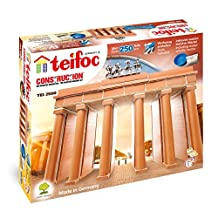 Teifoc Brandenburg Gate Building Kit (250 Piece)