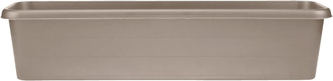 40 cm Stewart Patio fioriera Nero