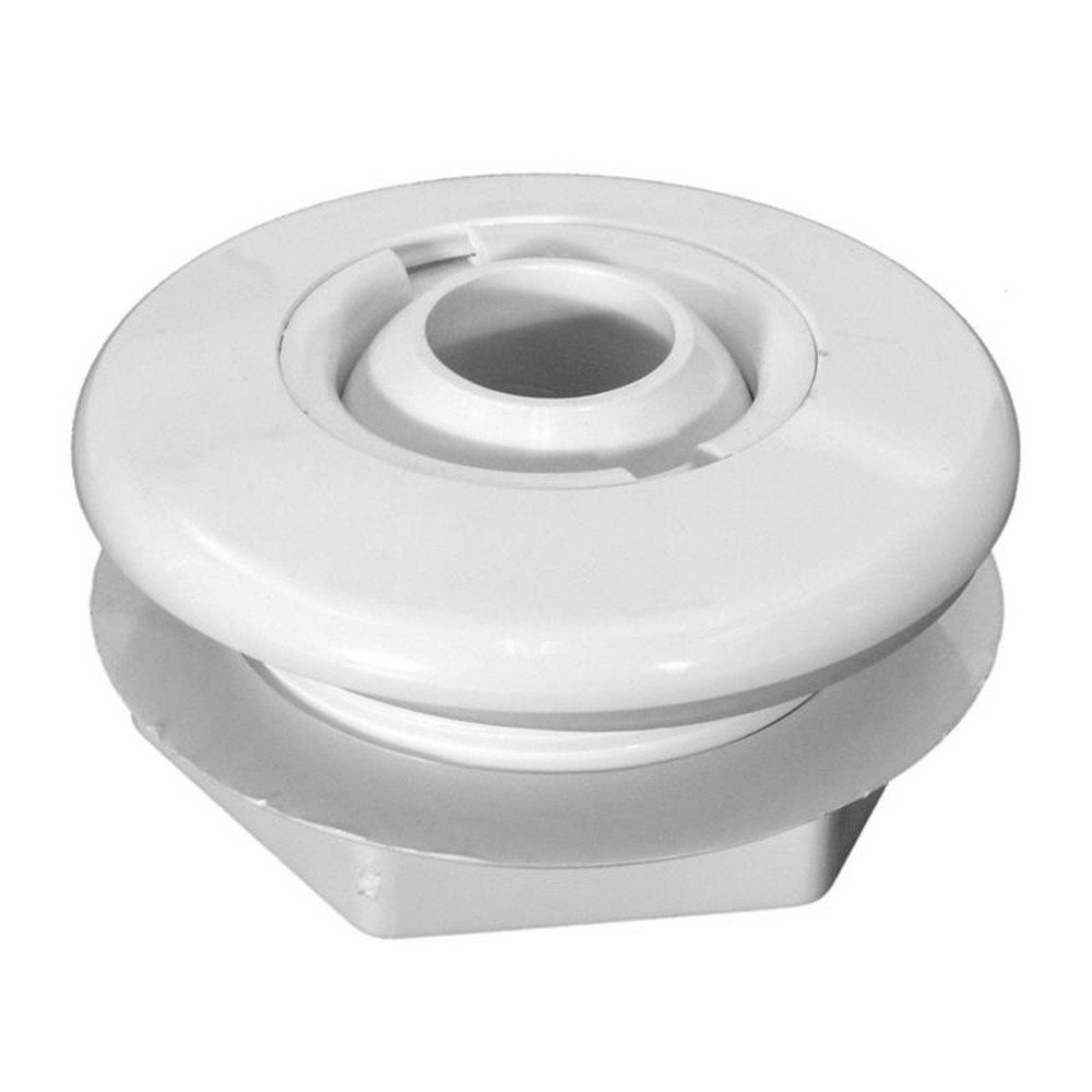 Balboa Hydro Air 10-3100WHT Standard Wall Fitting With Nut 10-3100 Balboa Water Group
