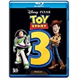 Blu-ray 3D Disney Toy Story 3 [ Brazilian Edition ] [ Audio and Subtitles in English + Portuguese ]