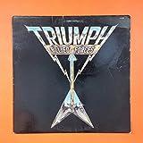 TRIUMPH Allied Forces AFL1 3902 Masterdisk RL LP Vinyl VG+ Cover VG+