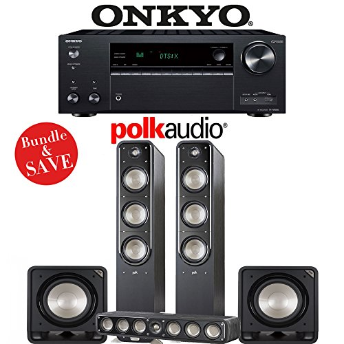 Polk Audio Signature S60 3.2-Ch Home Theater Speaker System