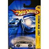 Porsche Cayman S Silver Hot Wheels (2007 First Editions)