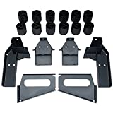Performance Accessories, Chevy/GMC Tahoe/Yukon/Suburban 1500 Gas 2WD and 4WD 3'' Body Lift Kit, fits 2007 to 2013, PA10183, Made in America