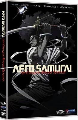 Afro Samurai: Complete Murder Sessions Reino Unido DVD ...