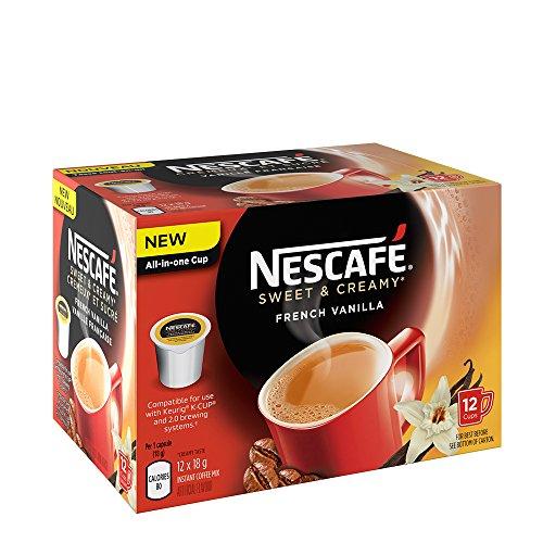 NESCAF%C3%89 Creamy French Vanilla Compatible