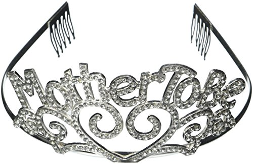 Metal Mother Tiara Shower Crown