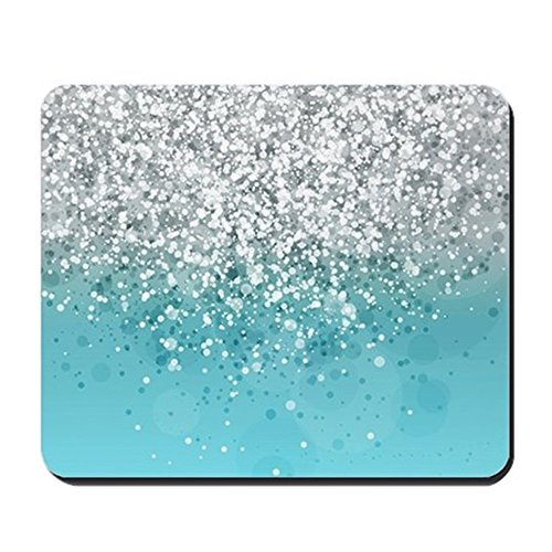 CafePress Glitteresques Mousepad Non slip Rubber