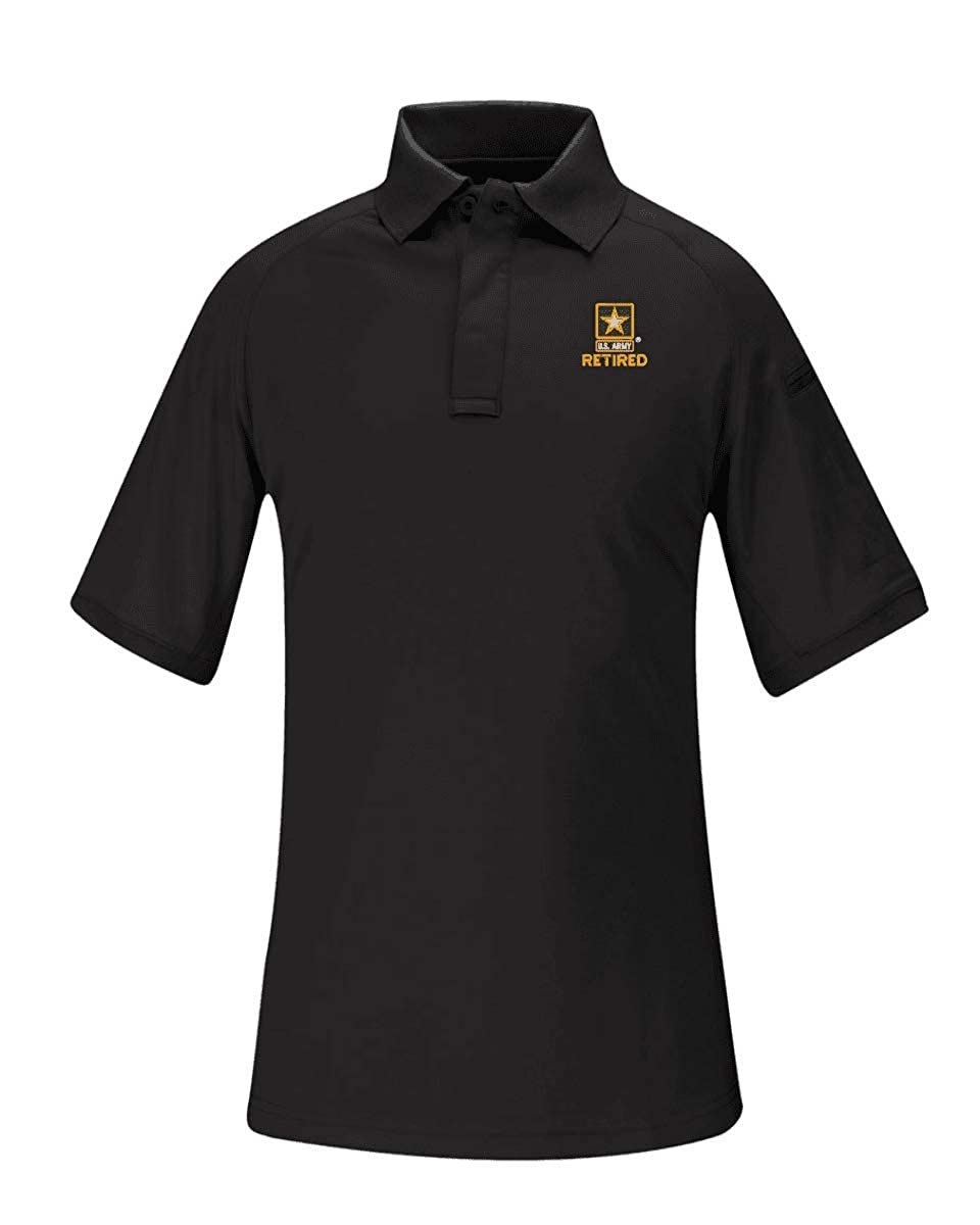 MilitaryBest Snag Free Mens Short Sleeve Tactical Polo Shirt