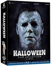 Halloween- Film Collection (9 Blu-ray) (Collectors Edition) (9 Blu Ray)