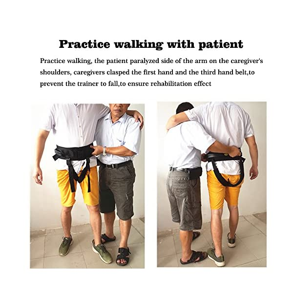 Transfer Belt Gait Walking Lift Assist Safety Medical