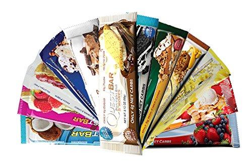 Quest Nutrition- Quest Bar Variety Bundle 12 Pack