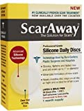 ScarAway Professional Grade Silicone Daily Discs 30 ea (Pack of 6)