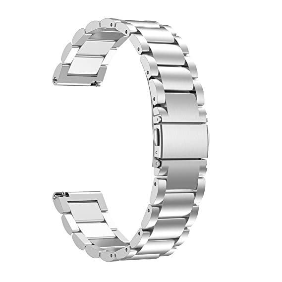 b4dd42b9c28 Amazon.com  LDFAS Compatible for Fossil Q Band