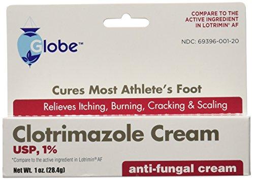Clotrimazole Antifungal Compare Lotrimin Ingredient product image