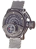 Retrowerk Military Diver watch 24hour wheel compass R004MIL