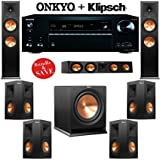Best Onkyo Apple Surround Sound Speakers - Klipsch RP-280F 7.1 Reference Premiere Home Theater System Review