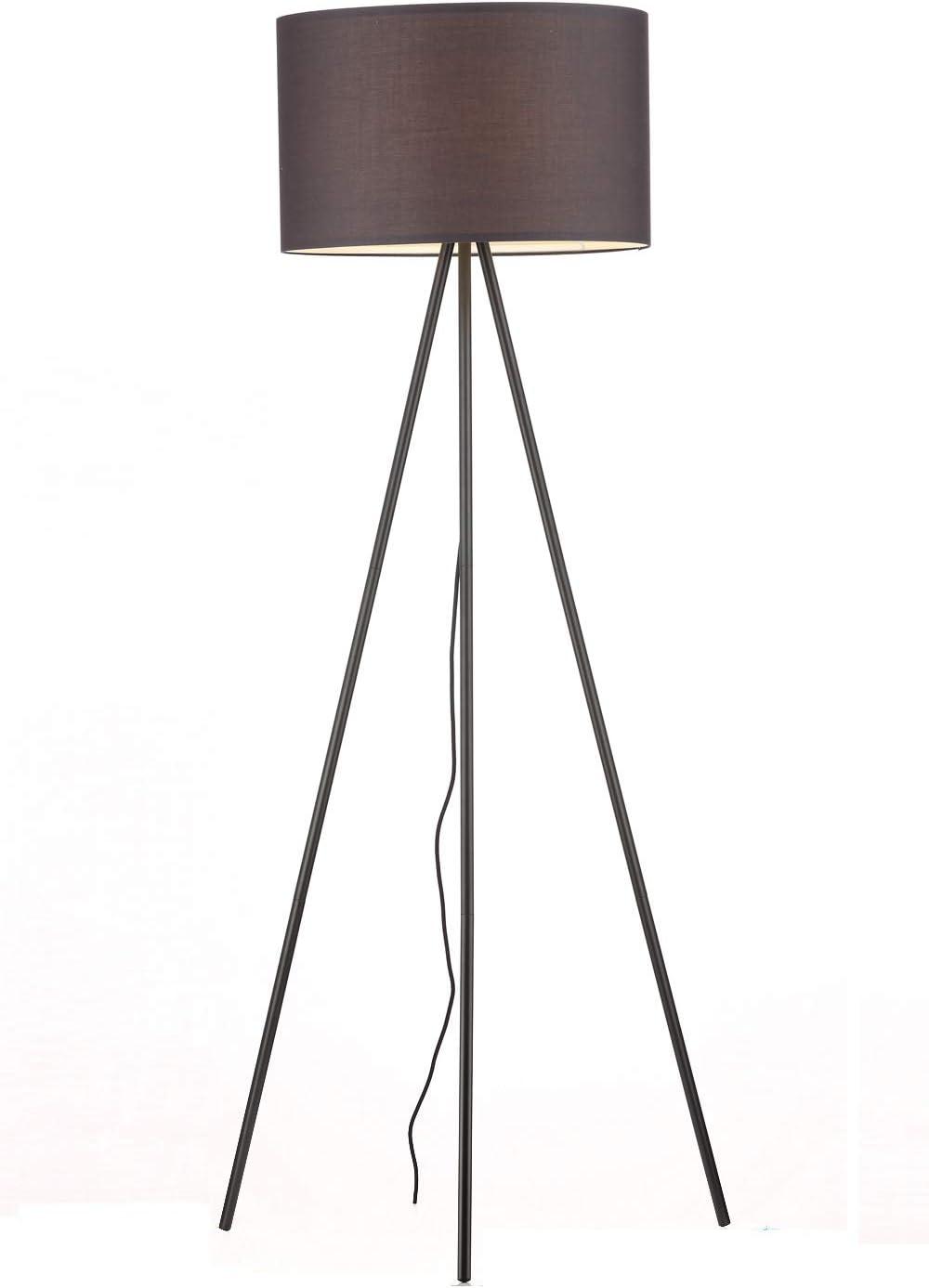 Modernluci Stehlampe Stativ Modern Stehleuchte Grau Fur Das