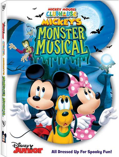 Mickey Mouse Clubhouse: Mickey's Monster Musical]()