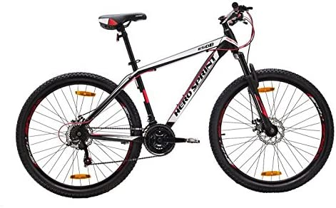 1. Hero Reaction 27.5T 21 Speed Moutain Bicycle