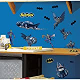 RoomMates RMK1148SCS Batman: Gotham Guardian Peel and Stick Wall Decals