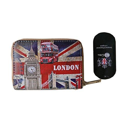 Jack UK PR018 UK Small Purse SELLER London SELLER Souvenir Union wZxpROqXrZ