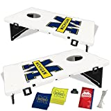 Baggo 1611 University of Michigan Wolverines Complete Baggo Bean Bag Toss Game