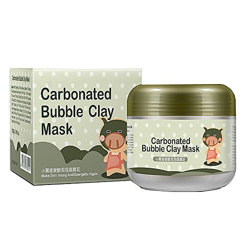 MS.DEAR Carbonated Bubble Clay Mask Bubbles Mud Mask Moistur