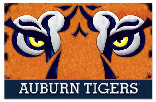 Counterart NCAA Auburn Tigers Paper Placemat with Team Logo (24-Pack)