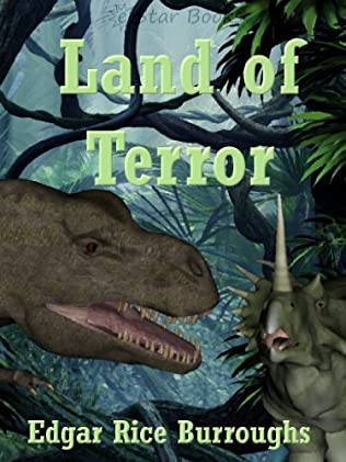 book cover of Land of Terror