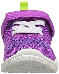 carter\'s Swipe Unisex Athletic Sneaker, Purple, 9 M US Toddler