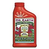 Dr. Earth Total Advantage Rose and Flower Liquid Fertilizer 24 oz Concentrate