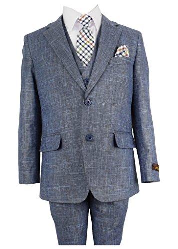 Lined Linen Suit - 7