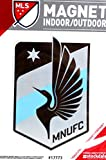 Minnesota United FC 5'' Vinyl MAGNET Auto Home MLS Soccer Football Club
