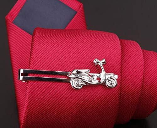 CHENFUI - Clip de Corbata con Forma de Pedal para Motocicleta ...