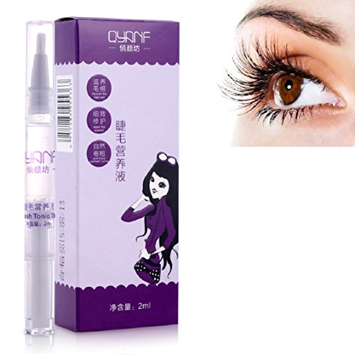 Ikevan New Women Lady Eyelash Enhancer Eye Lash Rapid Growth Serum Liquid