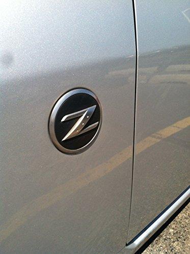 Nissan New OEM 2003-2009 OEM Factory Fender Emblem/Logo 350Z Models