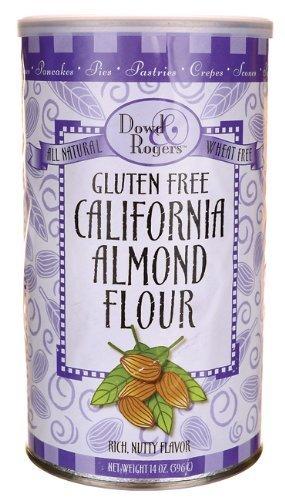 Funfresh Foods Gluten Free, Almond Flour, 56 oz.