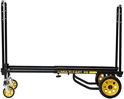 8-In-1 Folding Multi-Cart