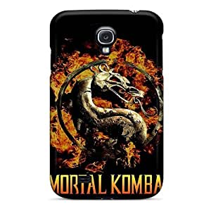 Excellent Galaxy S4 Case Tpu Cover Back Skin Protector Mortal Kombat