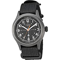 Timex Men's Todd Snyder Military 40mm Olive/Black One Size
