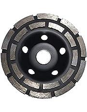 YONGTOKU - Disco abrasivo de diamante para molienda de diamante, herramienta de hormigón, consumibles, rueda de corte de metal para metalurgia, corte de metal y sierra circular