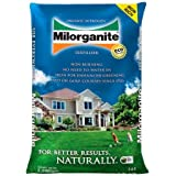 Milorganite 0636 Organic Nitrogen Fertilizer, 36-Pound (Pack of 2)