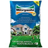 Milorganite 0636 Organic Nitrogen Fertilizer, 32-Pound (Pack of 2)