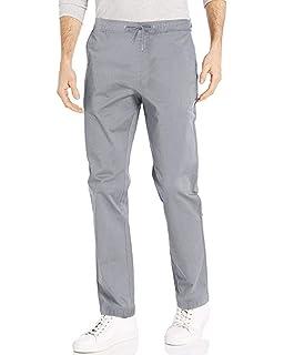 INCERUN Pantalones de combate de algodón para hombre, estilo retro ...